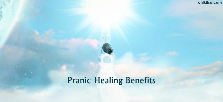 Pranic Healing Benefits