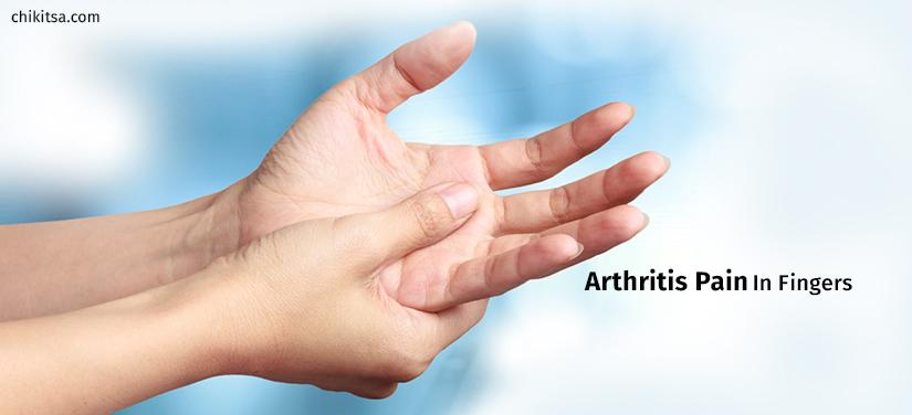 Arthritis Pain In Fingers