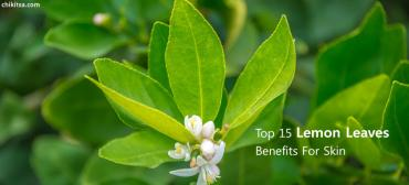 Wonderful Lemon Leaves Benefits For Skin